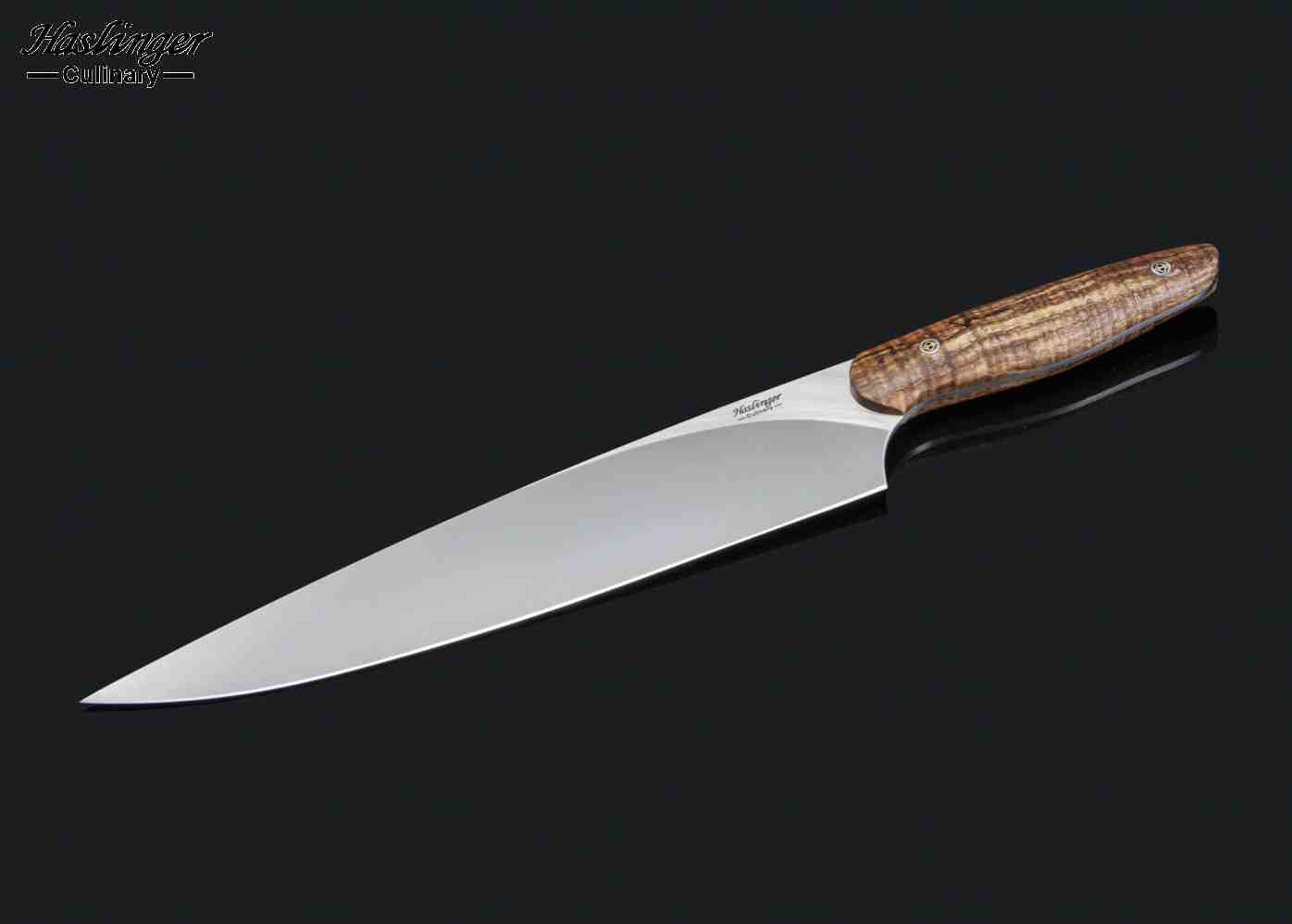 """New Generation Chef 10"""" - Spalted maple Handle"""